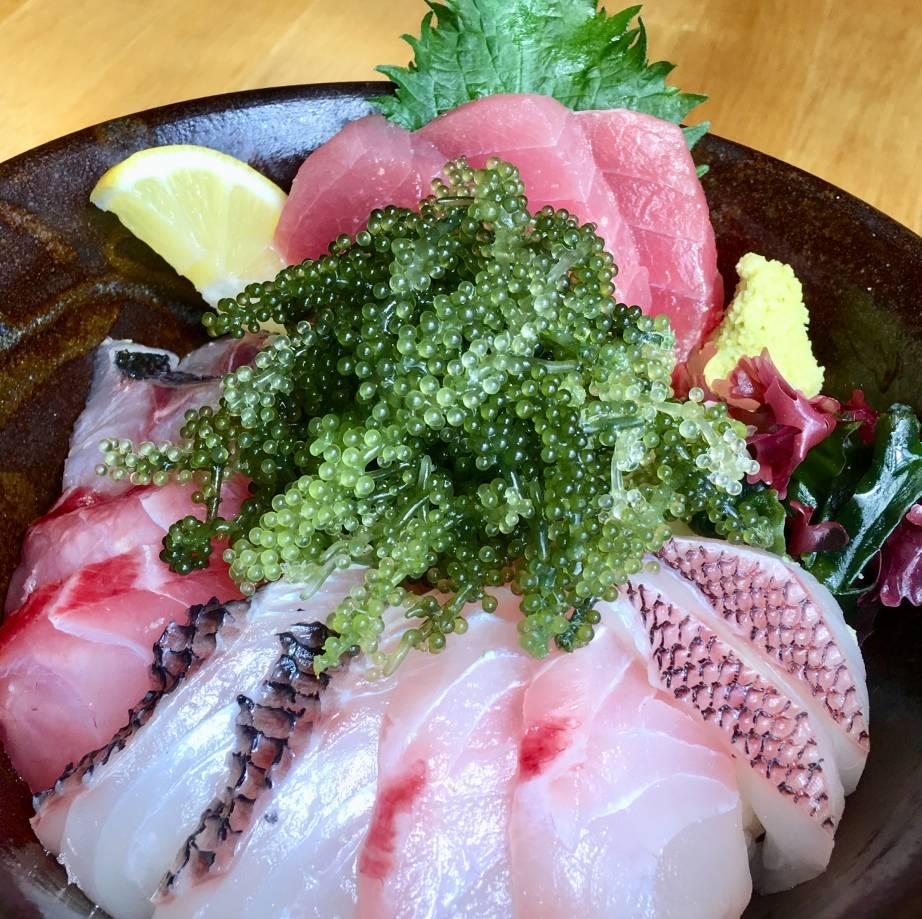 海人料理 海邦丸です!