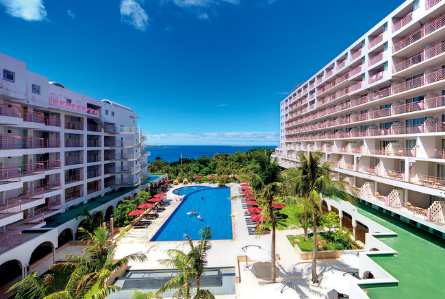 ホテルマハイナ ウェルネスリゾートオキナワ「Second Home Stay Plan~南の島へ長期滞在プラン」販売開始のお知らせ
