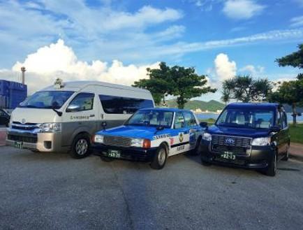 沖縄北部エリア 観光タクシ-(小型/1-4名)(恩納村以北エリア特定ホテル発着)の取扱いを開始いたしました